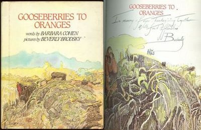 Image for GOOSEBERRIES TO ORANGES