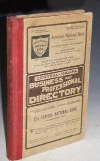 image of Business and Professional Directory of Central Indiana, 1902