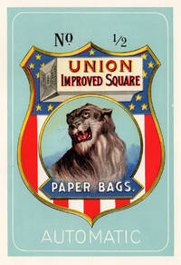 Union Bag & Paper Co. Chicago, Manufacturers of Paper Bags. Capital $2,000, 000