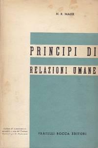 Principi di relazioni umane