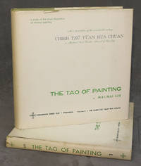 The Tao of Painting, 2 vols.--Volume One: The Tao of Painting & Volume Two: The Chieh Tzu Yuan Hua Chauan; A Study of the Ritual Disposition of Chinese Painting; With a Translation of the Chieh Tzu Yuan Hua Chuan or Mustard Seed Garden Manual of Painting 1679-1701; Bollingen Series, XLIX by  Mai-Mai Sze - First printing - 1956 - from Common Crow Books and Biblio.com