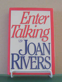 image of Enter Talking. First Edition Hardcover