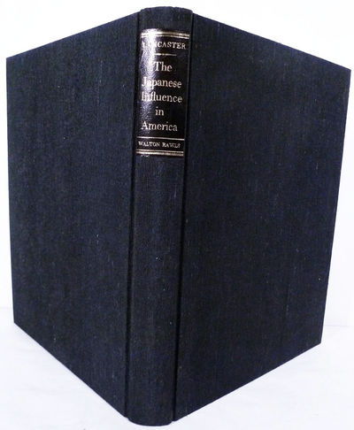New York: Walton W. Rawls, 1963. First edition. Hardcover. Orig.black linen cloth with leather spine...