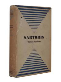 image of Sartoris - first issue binding and dust wrapper