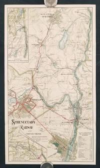 Trolley Trips. Hudson Mohawk Valleys. Schenectady Railway Company.