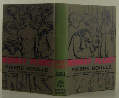 Secker & Warburg; London, 1964. 1st Edition. Hardcover. Near Fine/Near Fine. Near fine in a a near f...
