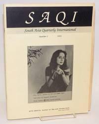 image of SAQI, South Asia quarterly international.  No. 1, 1991