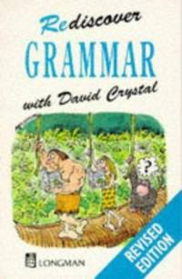 Rediscover Grammar by David Crystal - Paperback - 1987 - from ThriftBooks and Biblio.com
