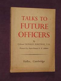 Talks to Future Officers