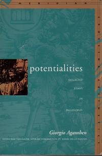 image of Potentialities _ Collected Essays in Philosophy