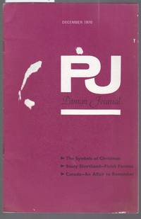 Pitman Journal - December 1970 Vol.LXVII No.2