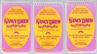 The Nancy Drew Notebooks (promotional notebooks)