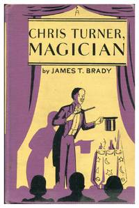 image of Chris Turner, Magician