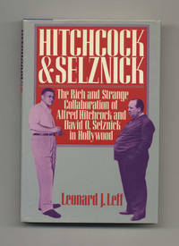 image of Hitchcock and Selznick  - 1st Edition/1st Printing