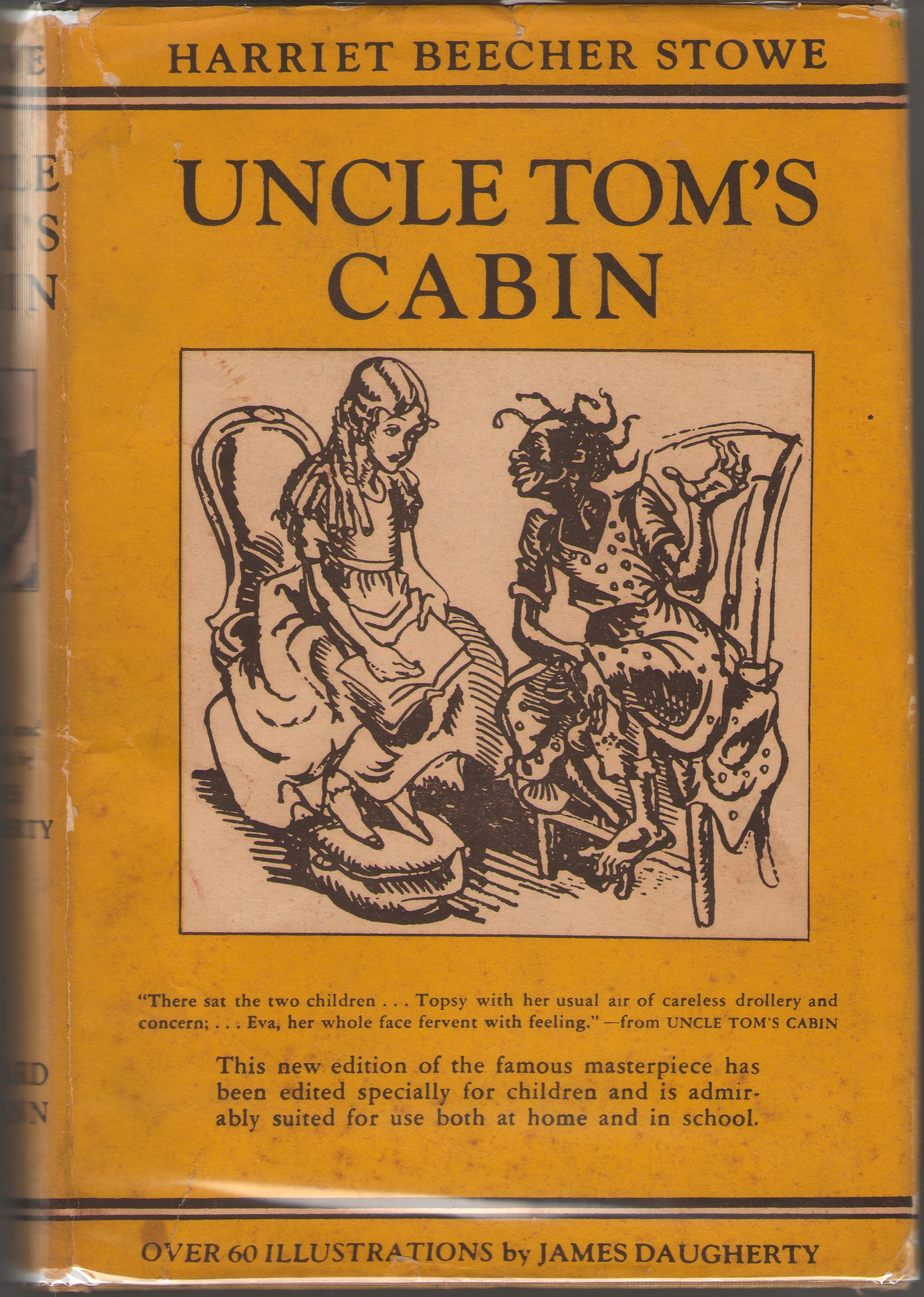 uncle toms cabin by harriet beecher Uncle tom's cabin [harriet beecher stowe] on amazoncom free shipping on qualifying offers when uncle tom's cabin was published in 1852 it caused a sensation its antislavery position proved to be one the most powerful cultural influences behind the civil war by emphasizing the moral failure inherent in slavery.