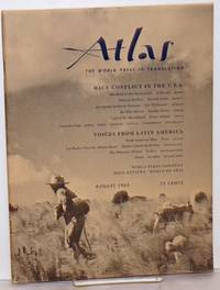 image of Atlas: the magazine of the world press; vol. 6, #2, August 1963; Race Conflict in the U.S.A.