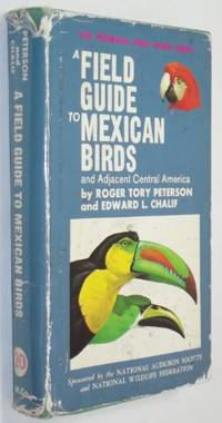 Field Guide to Mexican Birds (Peterson Field Guides)