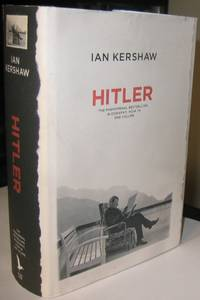 Hitler by  Ian Kershaw - 1st Pub. One Volume Edition 1st Printing - 2008 - from Nessa Books and Biblio.com