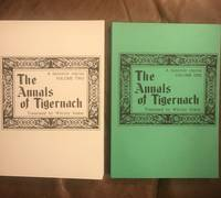 The Annals of Tigernach (Volumes 1 and 2) (Irish and Latin Edition)