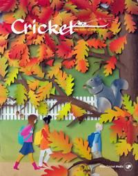 Cricket Children's Magazine September 2017