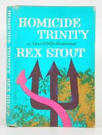 Homicide Trinity:  a Nero Wolfe Threesome