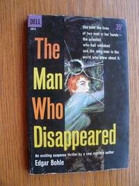 The Man Who Disappeared # 1013