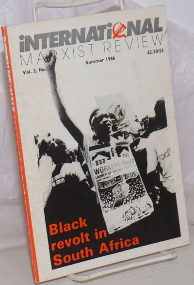 Montreuil, France: Presse-Edition-Communications, 1986. Paperback. 88p., 5.5x8 inches, cover wrap an...