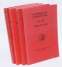 Numismatic Literature [four issues: 101, 102, 103, 108]