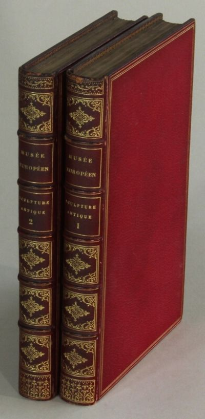 Paris and London: Audot and Bossange, Barthes, and Lowell, 1834. 12mo, 2 vols only (of an eventual 1...