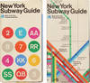 View Image 1 of 9 for 1972 New York City Subway Maps Inventory #26131