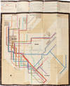 View Image 6 of 9 for 1972 New York City Subway Maps Inventory #26131