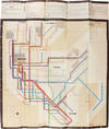 View Image 7 of 9 for 1972 New York City Subway Maps Inventory #26131