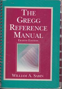 image of The Gregg Reference Manual