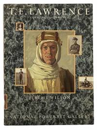 T.E. Lawrence: Lawrence of Arabia (National Portrait Gallery)