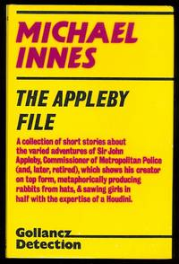 image of THE APPLEBY FILE.