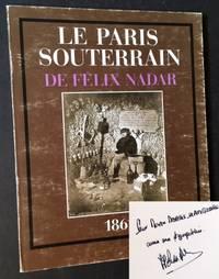 Le Paris Souterrain de Felix Nadar 1861