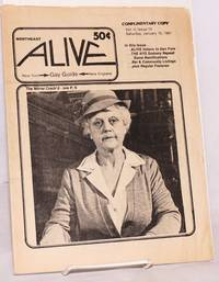 Alive: New York/New England Gay Guide vol. 2, #13, Saturday, January 10, 1981