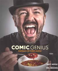 Comic Genius  Portraits of Funny People