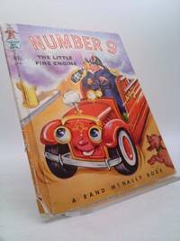 Number 9: The Little Fire Engine Elf Book #8369