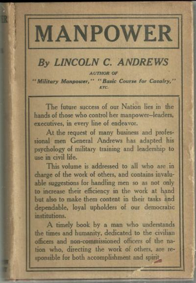 MANPOWER, Andrews, Lincoln
