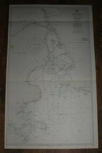 Nautical Chart No. 2115. Entrance To The Baltic, The Sound. Scale 1:150,000