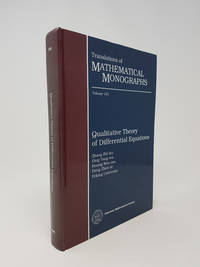 Qualitative Theory of Differential Equations - Translations of Mathematical Monographs, Volume 101