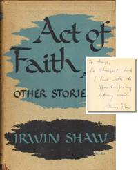 ACT OF FAITH: And Other Stories