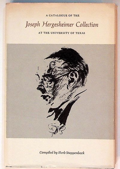 Austin: Humanities Research Center, University of Texas, 1974. Hardcover. Fine/Fine. Hardcover. One ...