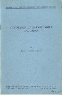 THE NETHERLANDS EAST INDIES AND JAPAN