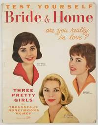 Bride and Home.  Summer 1958.