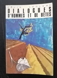 image of Dialogues d'hommes et de bêtes
