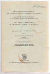 Mitteilung Communications No. 17 Symposium on Paleontology