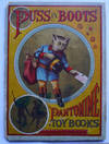 Puss in Boots Pantomime Toy Books