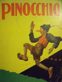 Pinocchio by  Carlo Collodi - Paperback - 1939 - from Charity Bookstall and Biblio.com